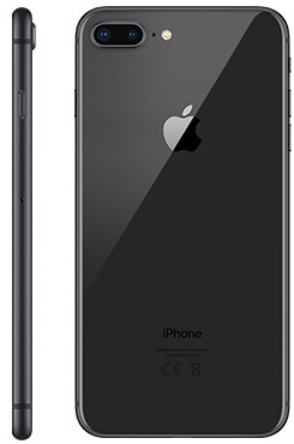 huge selection of d446a 5ca07 Details about Apple iPhone 8 Plus - Space Gray - Factory GSM Unlocked AT&T  / T-Mobile - 256GB