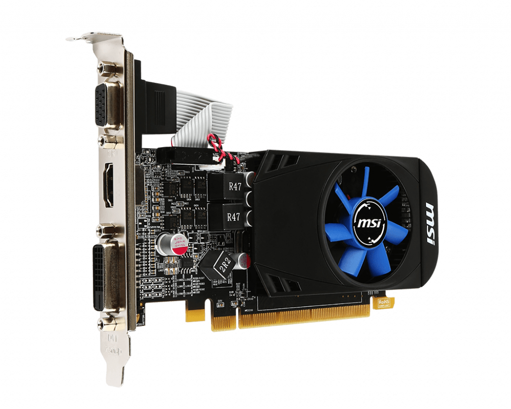 Details about MSI AMD Radeon R7 240 2GB DDR3 (240 2GD3 LPV6) Low Profile V6  Graphics Card