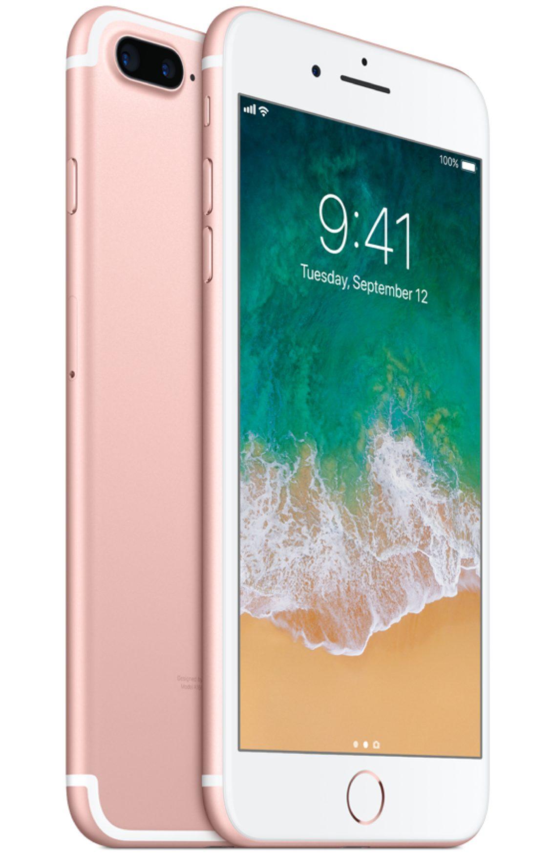 Apple Iphone 7 Plus 128gb Rose Gold Verizon T Mobile At T Unlocked Smartphone Ebay