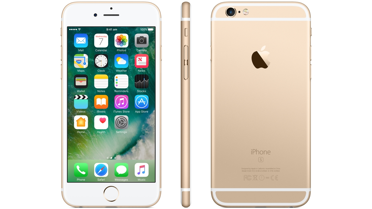 Details about Apple iPhone 6S 64GB Gold Factory GSM Unlocked (AT&T /  T-Mobile) Smartphone