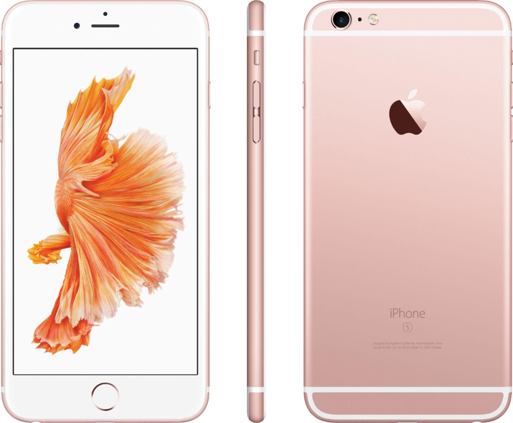 pretty nice e4895 f143c Details about Apple iPhone 6S 16GB Rose Gold Factory GSM Unlocked (AT&T /  T-Mobile) Smartphone